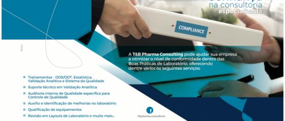 Problemas com validação Analitica após a RDC 166, procure-nos, podemos te ajudar – tbpharma@tbpharma.com.br