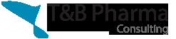 T&B Pharma Logotipo